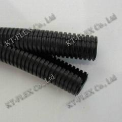 double deck split flexible conduit black
