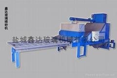 北京玻璃噴砂機價格