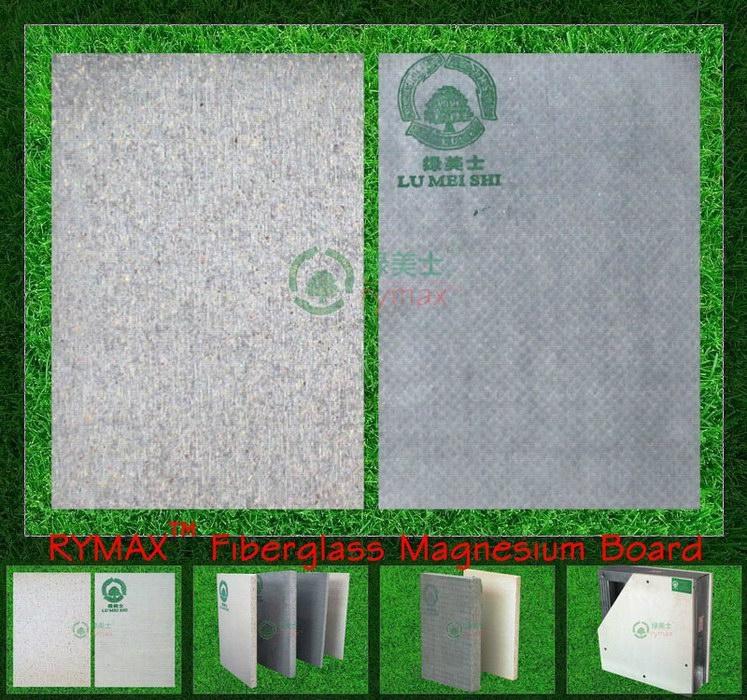 RYMAX Magnesium Board | Magnesium Oxide Board | Ceiling | Drywall | MGO 1