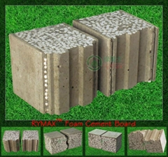 RYMAX Foam Cement Board | Exterior