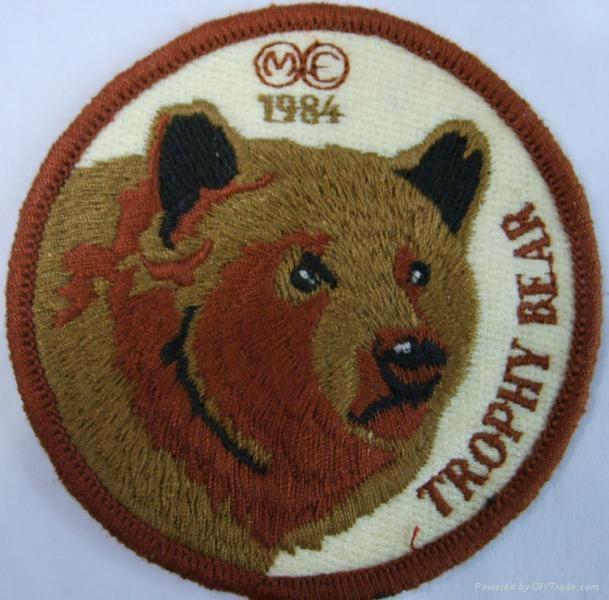 徽章刺繡 1