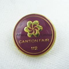 第112届广交会徽章