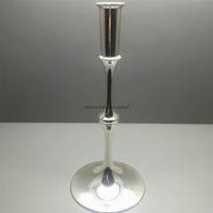 Zamac die casting Candleholder (chrome electroplating)