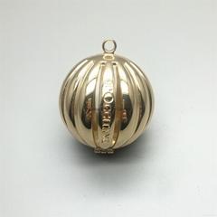 鍍金聖誕球