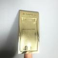 Rectangle metal compact mirror