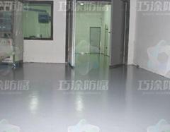 四川成都溶剂型环氧树脂防静电地坪涂装系统