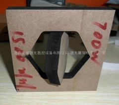 密度板相框激光切割機