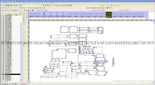 布艺沙发裁剪机 1