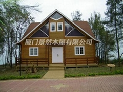 木屋房车供应-产权木屋设计-产权木屋安装