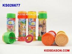 KIDSEASON 60ml / 2oz soap bubble blower