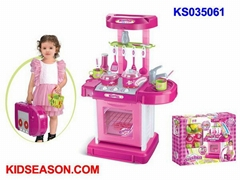 KIDSEASON pretend play kids kitchen toys set