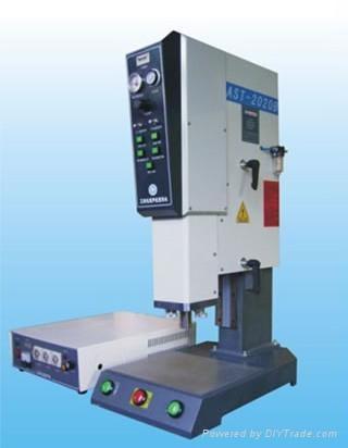 20K精密型超聲波焊接機 1