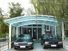 上海停車棚製作