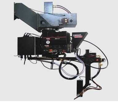 懸挂式馬鞍形自動焊接機 1