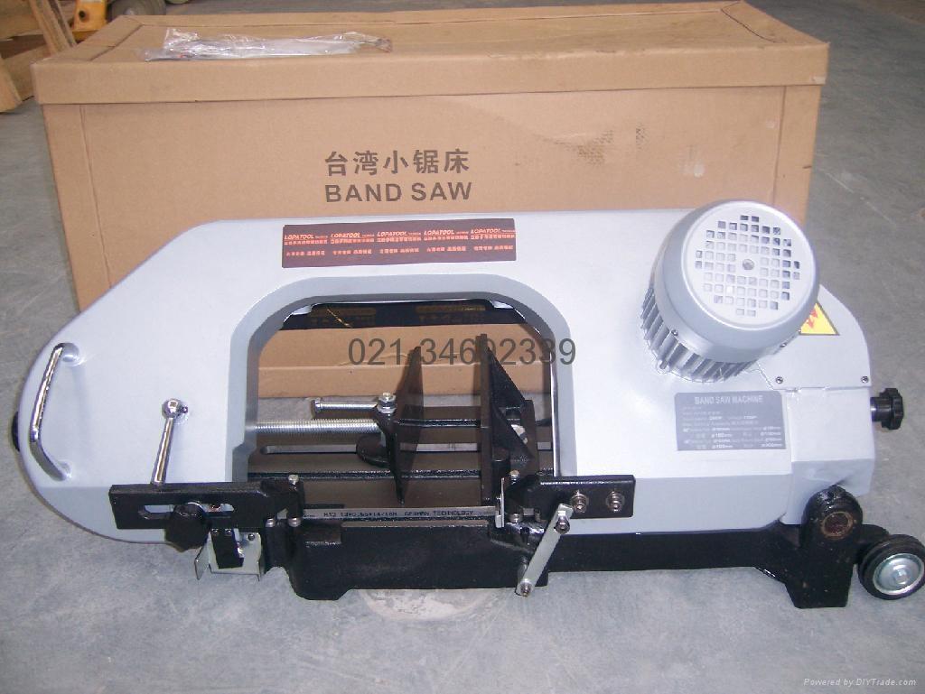 台湾老牌LOPATOOL无噪音无毛刺切割机不锈钢管切管机型钢切割机环保自动 3