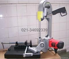 便攜式鋼管切割機小型不鏽鋼無毛刺切割機快速切割鋸臺灣老牌LOPATOOL