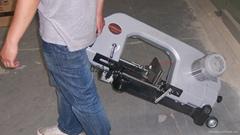 便携式带锯切割机