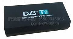 DVB-T2 Car Receiver
