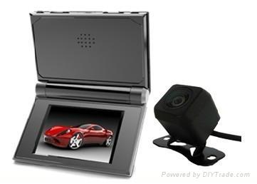 金吉通分體式雙鏡頭行車記錄儀 1