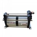 Air Driven Air Booster Pump