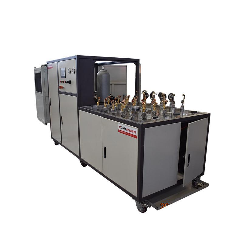 Pressure Pulse Testing Machine 4