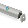 Round Aluminum LED Profile for ceiling
