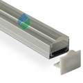 30 degree LED aluminum profile for