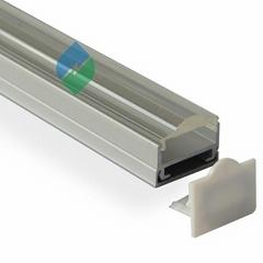 30 degree LED aluminum profile for ceiling