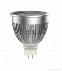 5W MR16 LED Lighting Bulbs for indoor lighting