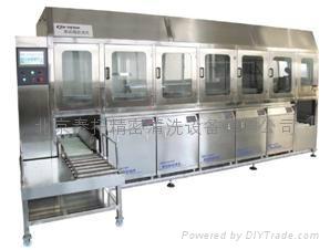 全自動模塊化工業清洗機 1
