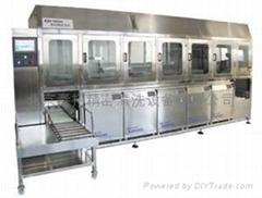 全自動模塊化工業清洗機