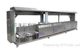 全自動模塊化工業清洗機 2