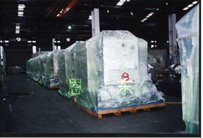 機床包裝用氣相防鏽罩衣 1