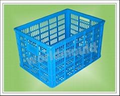 週轉箱塑料注塑模具