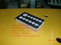 水刀切割机械铝制零件 3