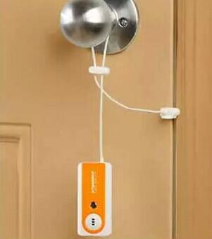 130db travel door alarm/door window alarm,personal alarm 1