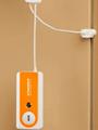 130db travel door alarm/door window alarm,personal alarm 2