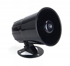waterproof 130db car alarm siren ,car alarm/speaker