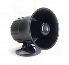 waterfproof 130db alarm siren,car alarm siren,auto alarm