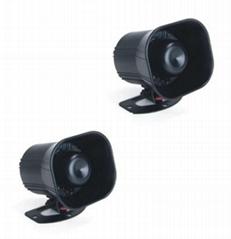 15w/20w car alarm siren,speaker,buzzer,electronic siren horn