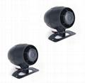 125db car alarm siren,speaker horn