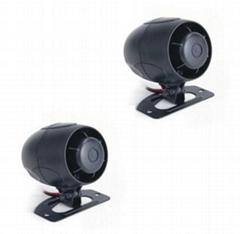 125db car alarm siren,speaker horn,buzzer/auto alarm siren