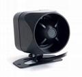 120db backup siren horn/car alarm siren