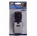 125db door stopper alarm/travel alarm