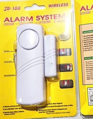 120db door window alarm/magnetic alarm/door alarm sensor 1