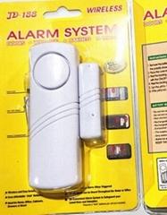 120db door window alarm/magnetic alarm/door alarm sensor