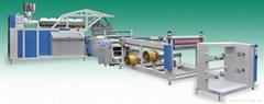 Shandong sheet extrusion machine