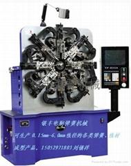 電腦4.5mm線材  彈簧機