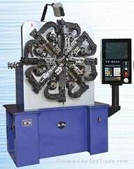 銀豐2.5毫米電腦CNC  數控彈簧加工設備