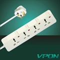 ELECTRICAL EXTENSION SOCKET / POWER STRIP 1